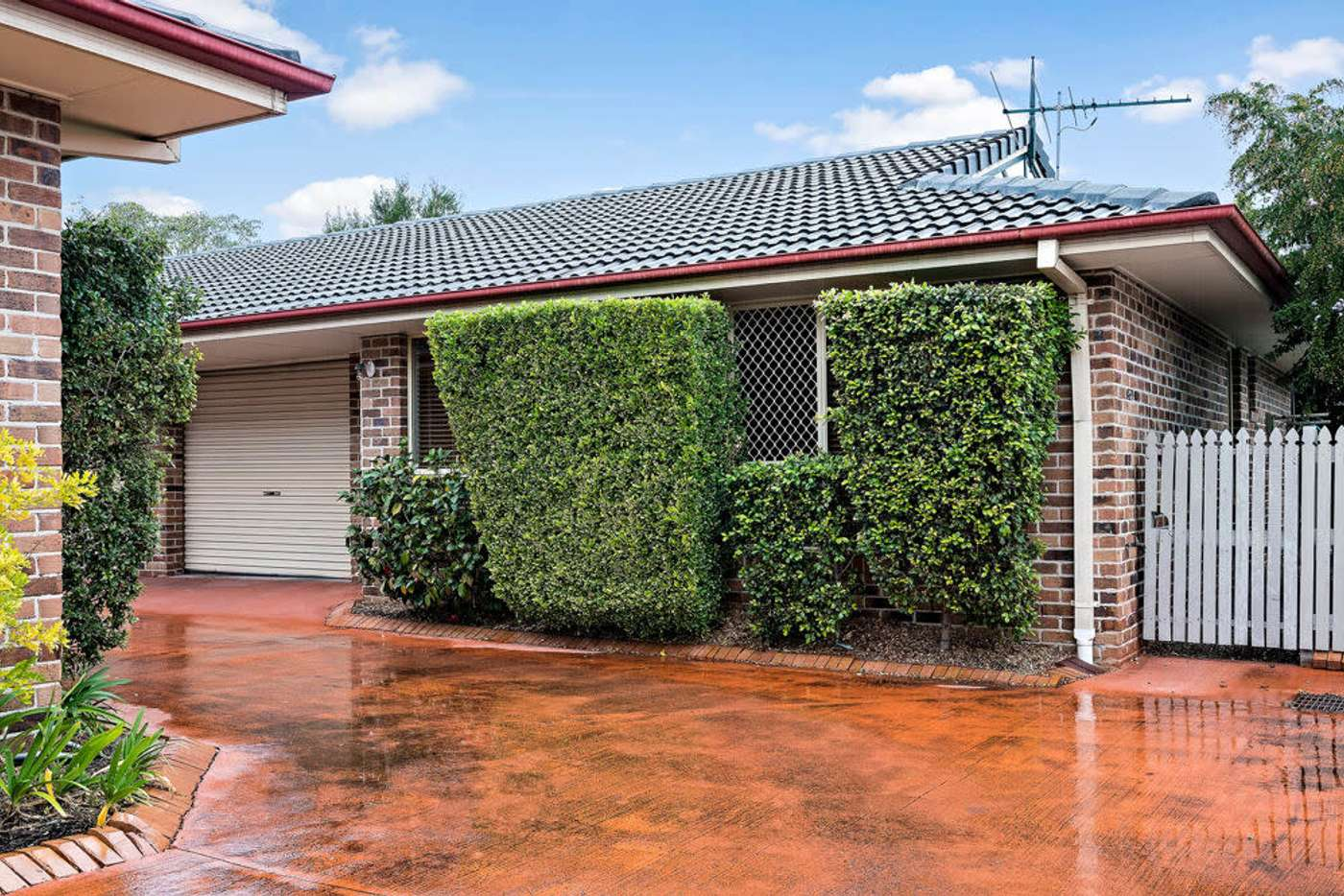 Main view of Homely townhouse listing, 1/44 Clowes Lane, Newmarket QLD 4051