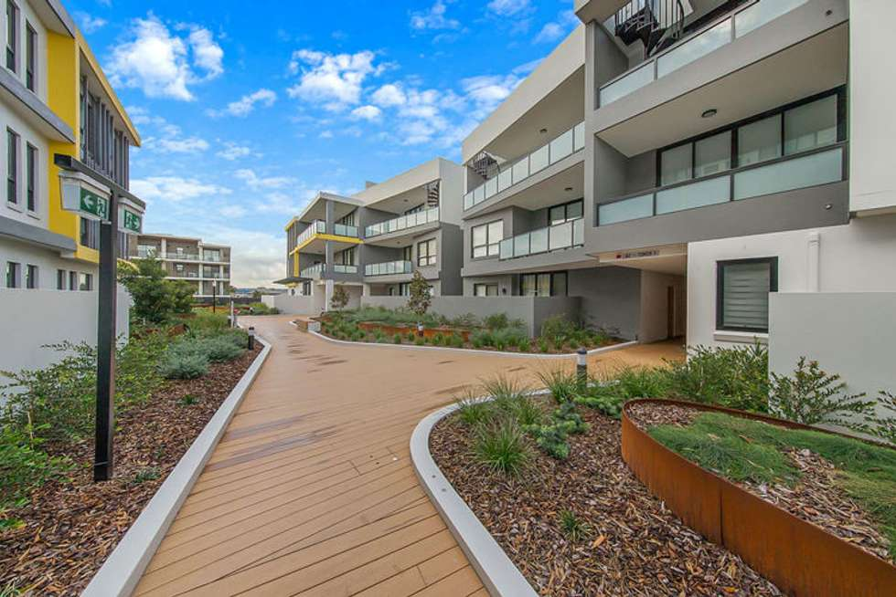 Fifth view of Homely apartment listing, 104/10 Hezlett Road, Kellyville NSW 2155