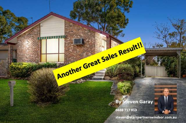20 Griffiths Road, Mcgraths Hill NSW 2756