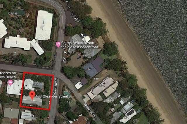 123-125 Oleander Street, Holloways Beach QLD 4878