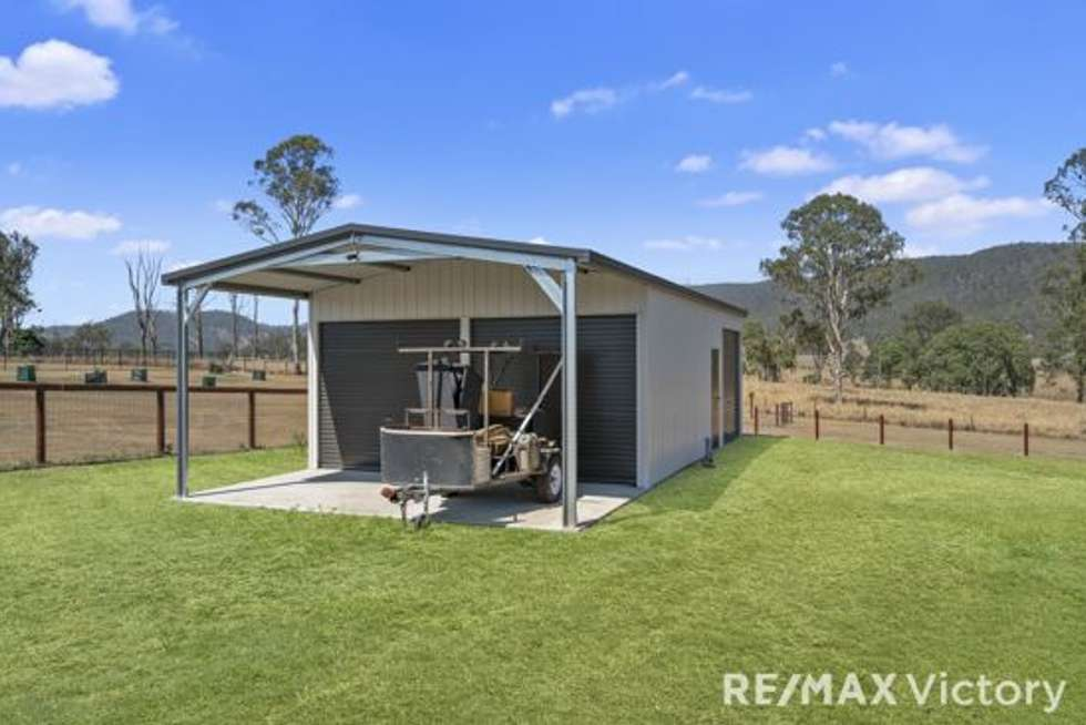 Second view of Homely acreageSemiRural listing, 63 COCHRAN STREET, Woodford QLD 4514
