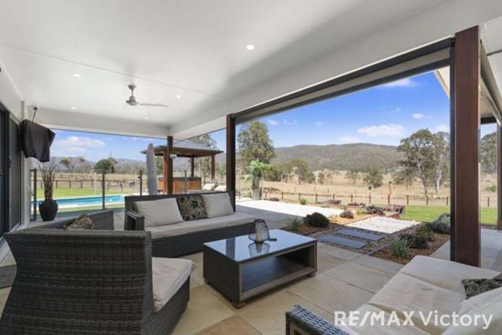 Fourth view of Homely acreageSemiRural listing, 63 COCHRAN STREET, Woodford QLD 4514
