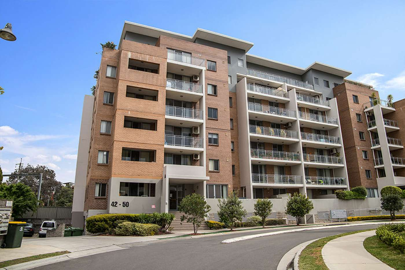 Main view of Homely apartment listing, 203B/.42-50 Brickworks Drive, Holroyd NSW 2142