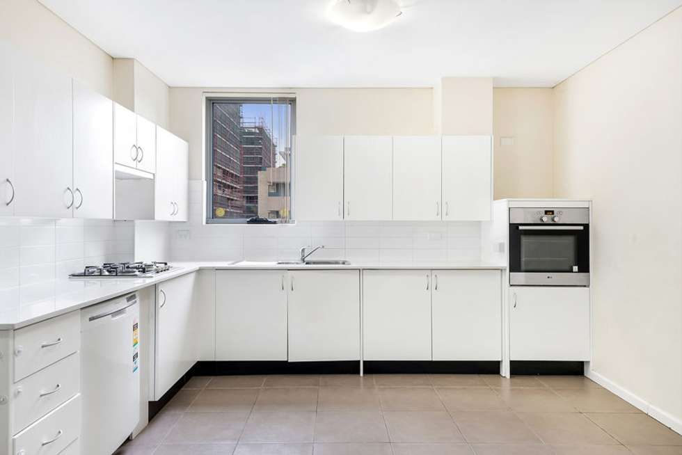 Second view of Homely apartment listing, 203B/.42-50 Brickworks Drive, Holroyd NSW 2142