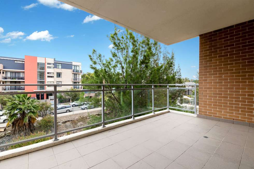 Third view of Homely apartment listing, 203B/.42-50 Brickworks Drive, Holroyd NSW 2142