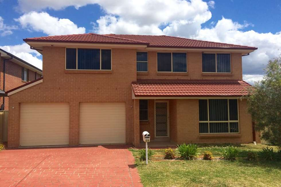 Second view of Homely house listing, 59 Glenheath Avenue, Kellyville Ridge NSW 2155