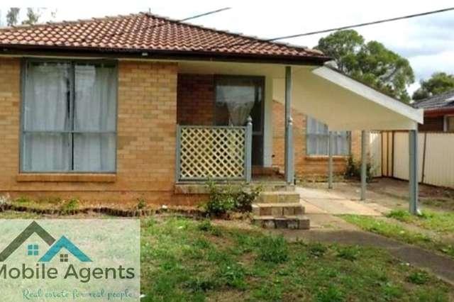 27 Derwent street, Mount Druitt NSW 2770