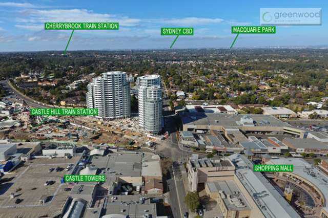 1115 301 Old Northern Road, Castle Hill NSW 2154