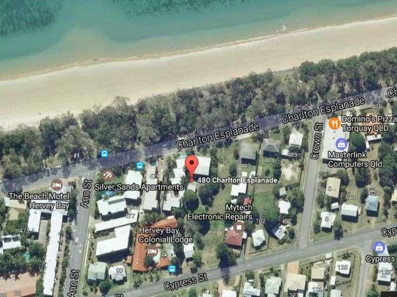 Main view of Homely apartment listing, 1-6/480 Charlton Esplanade, Torquay, QLD 4655