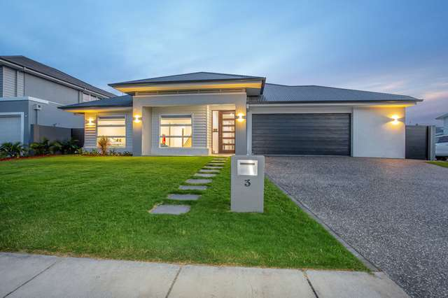 3 Paradise Parade, Jacobs Well QLD 4208