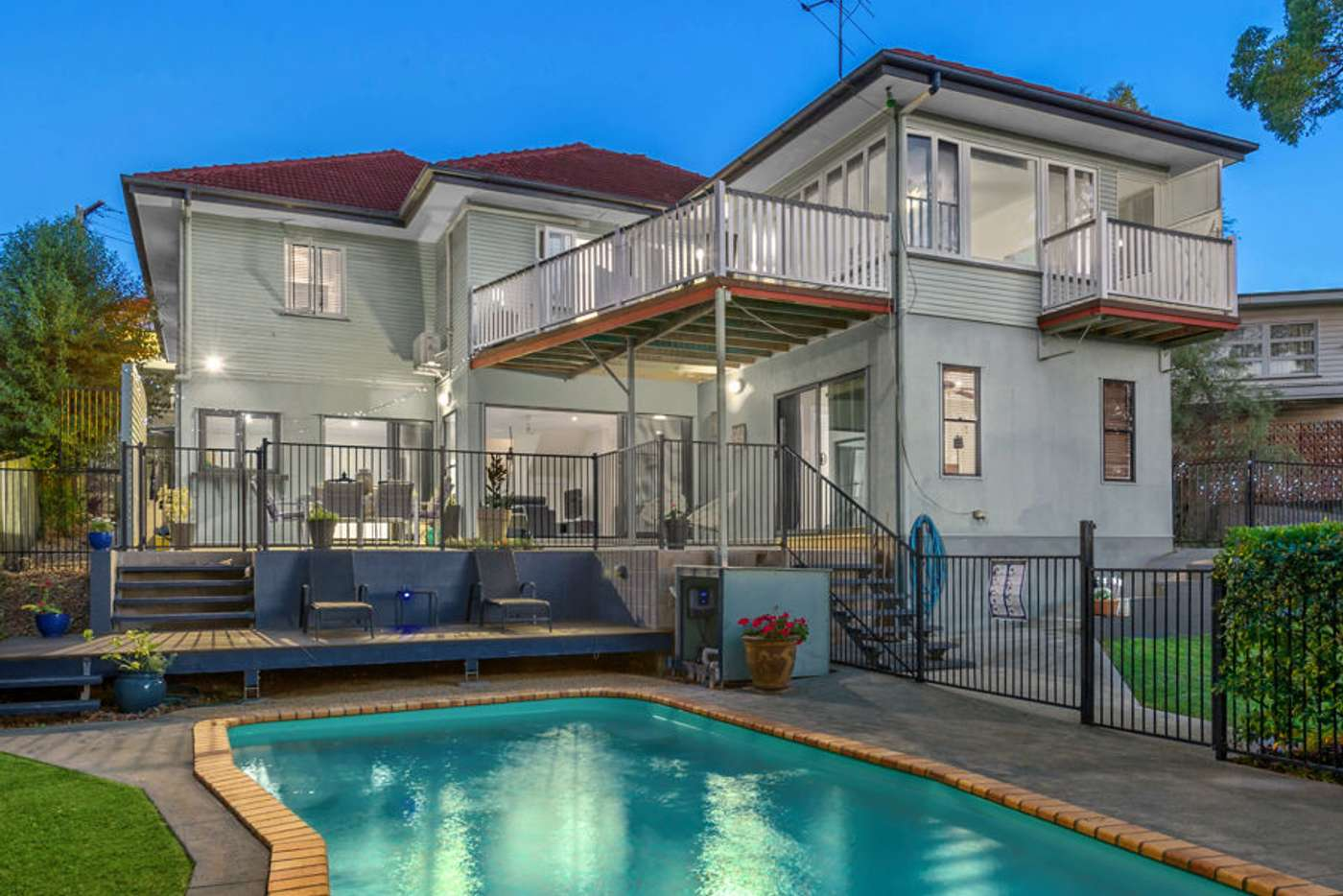 Main view of Homely house listing, 17 Gill Street, Holland Park QLD 4121