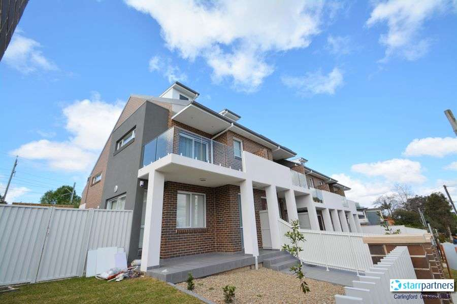 Main view of Homely townhouse listing, 5/80 Adderton Road, Carlingford, NSW 2118