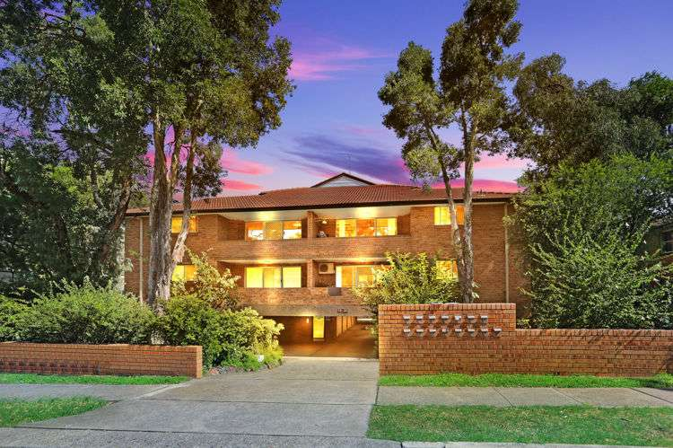 Main view of Homely unit listing, 14/18-20 Sheffield Street, Merrylands, NSW 2160