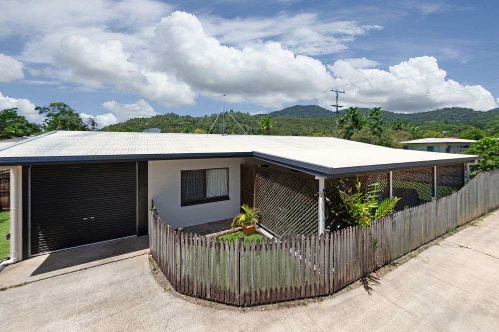 Main view of Homely semidetached listing, 1/20 Nesbit Street, Whitfield, QLD 4870
