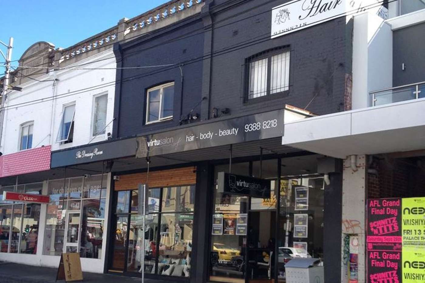 Main view of Homely apartment listing, 45A Sydney Road, Brunswick VIC 3056
