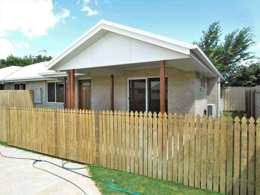 Main view of Homely unit listing, 1/2a Ranfurley Street, Newtown, QLD 4350