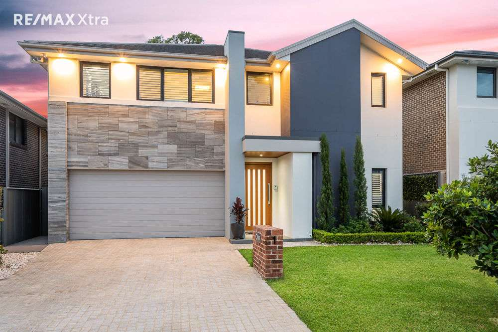 Main view of Homely house listing, 1 Medoc Court, Kellyville, NSW 2155