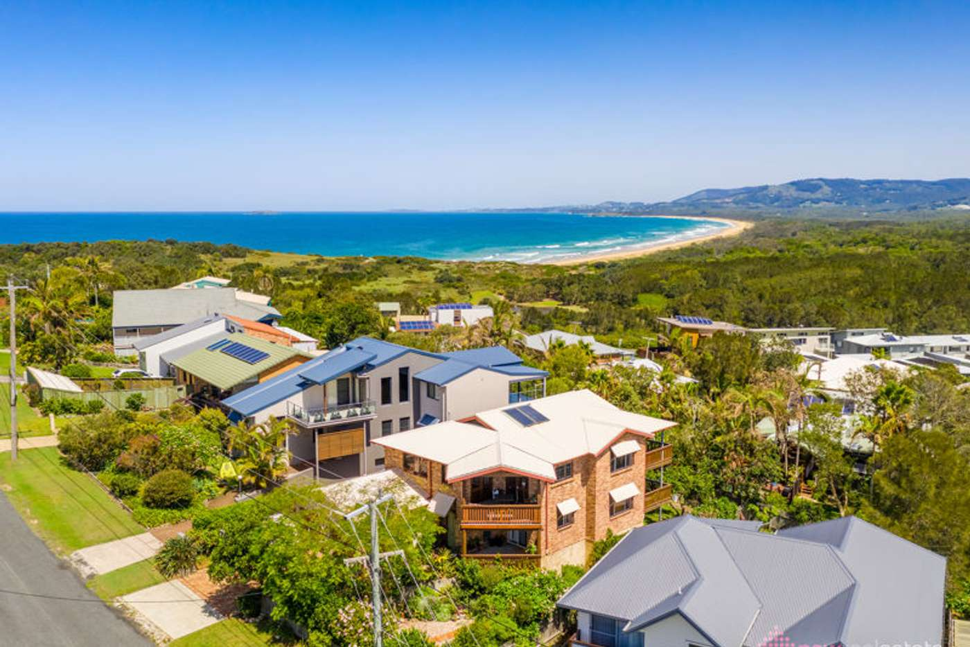 Main view of Homely house listing, 58 Dammerel Crescent, Emerald Beach NSW 2456