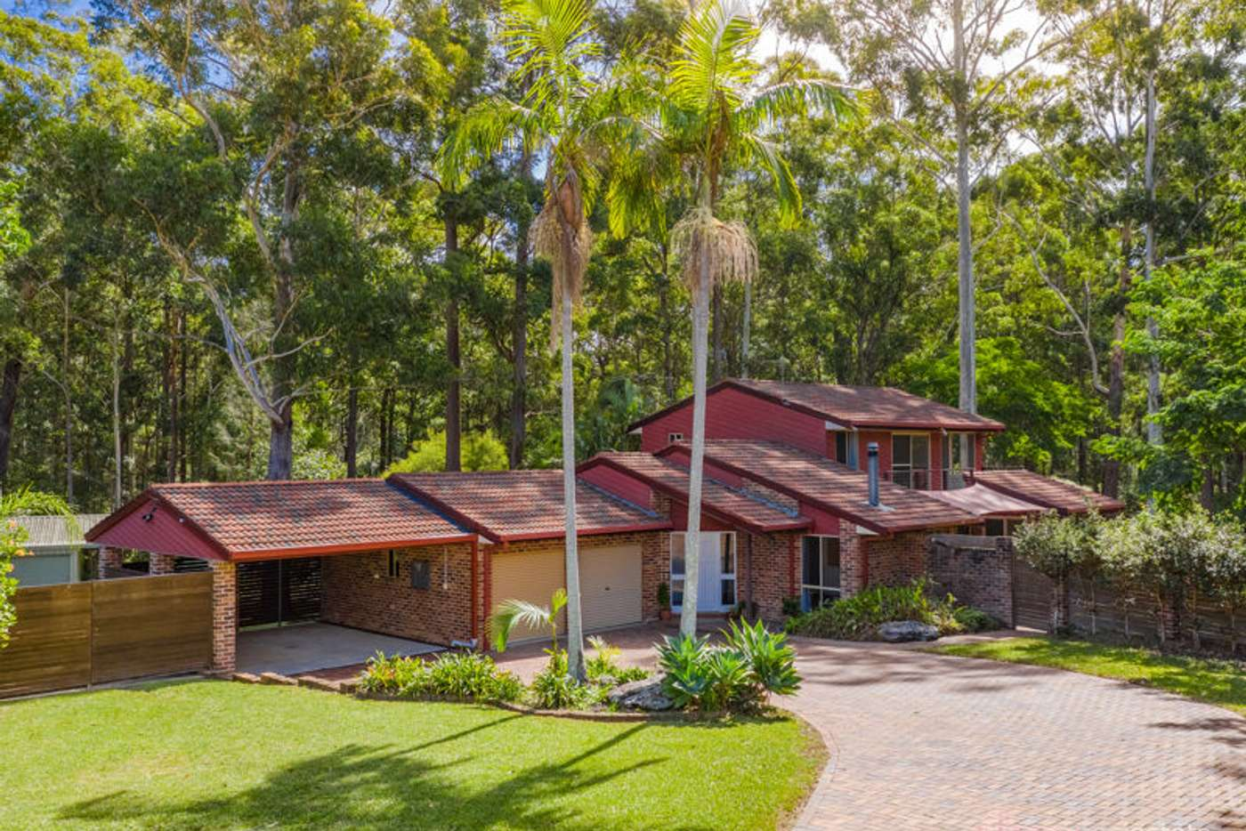 Main view of Homely house listing, 6 Gwen Close, Emerald Beach NSW 2456