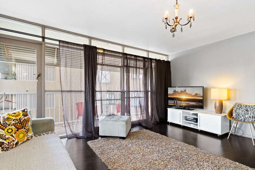 Second view of Homely unit listing, 11/64 Thorn Street, Kangaroo Point QLD 4169