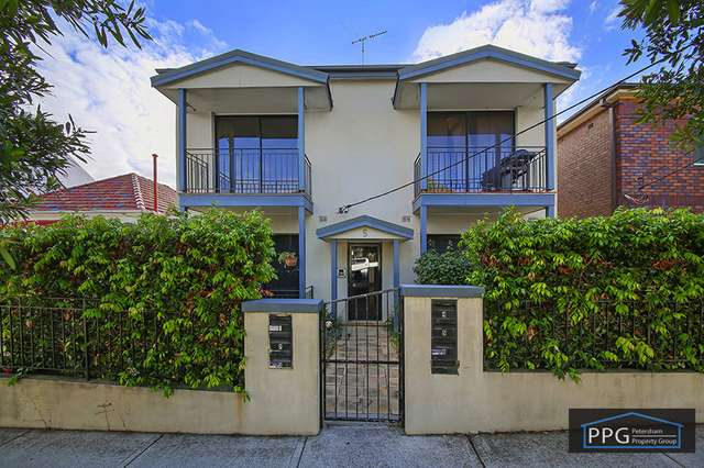 4/5 Wardell Road, Petersham NSW 2049