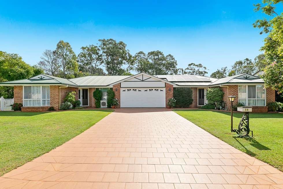 Fourth view of Homely house listing, 58 Aspect Drive, Victoria Point QLD 4165