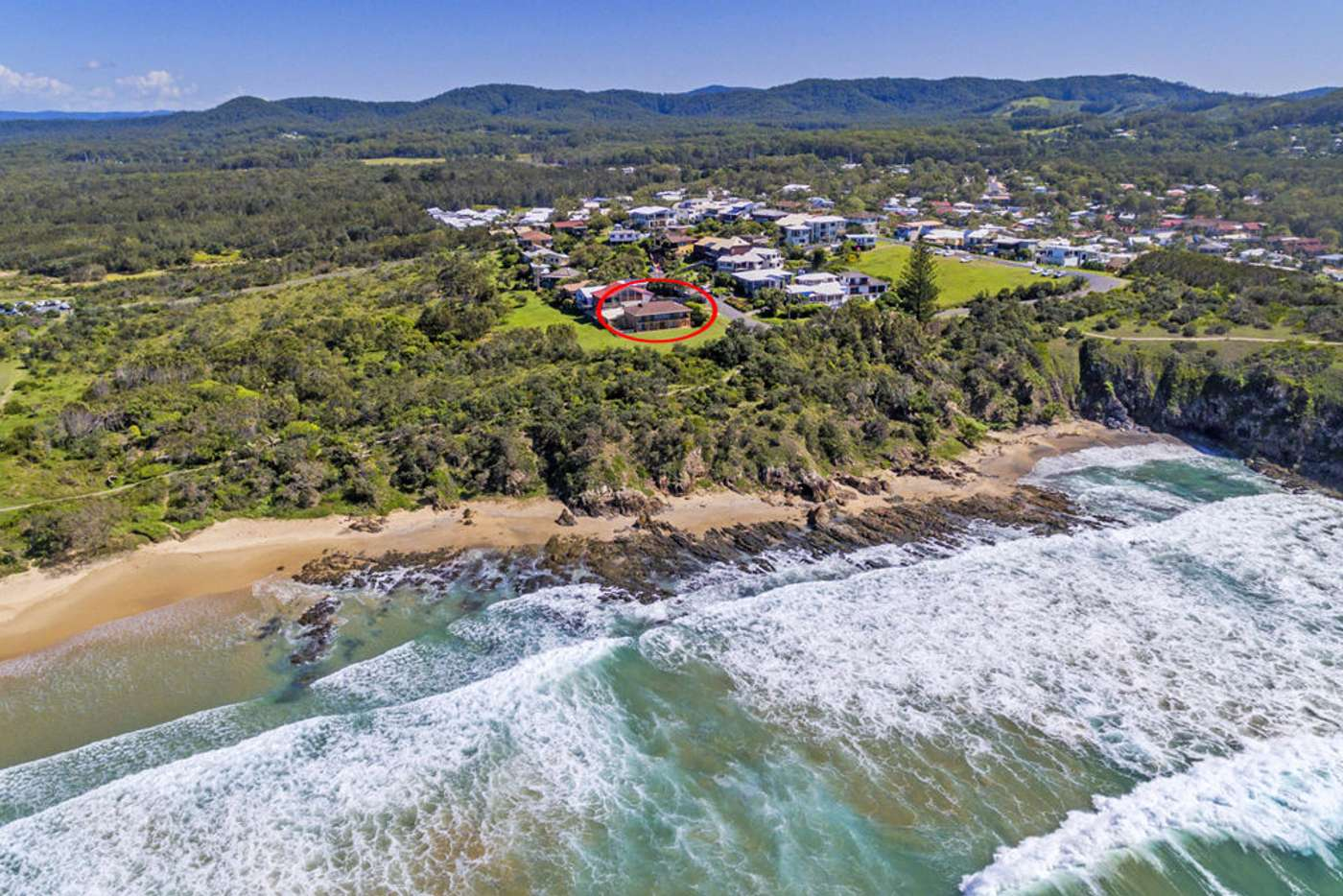 Main view of Homely house listing, 1 Lighthouse Crescent, Emerald Beach NSW 2456