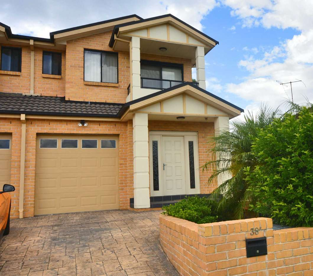 Main view of Homely house listing, 38 BLIGH STREET, Guildford, NSW 2161