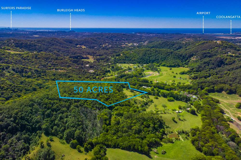 Main view of Homely  listing, 1030 Currumbin  Creek Road, Currumbin Valley, QLD 4223