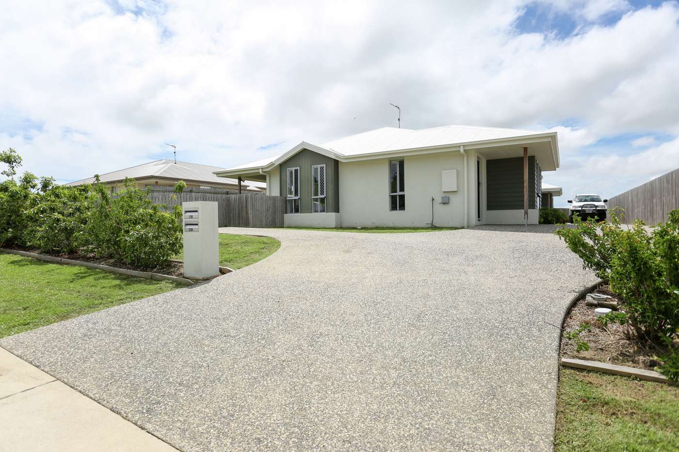 Main view of Homely semidetached listing, 1/54 Dawson Boulevard, Rural View, QLD 4740