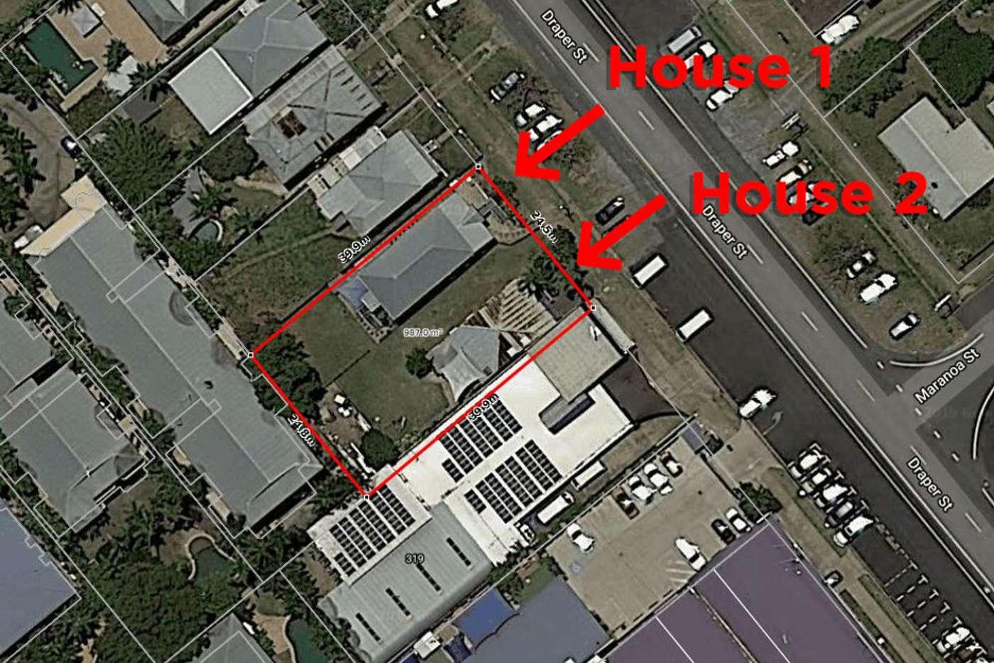 Main view of Homely house listing, 323-325 Draper Street, Parramatta Park QLD 4870