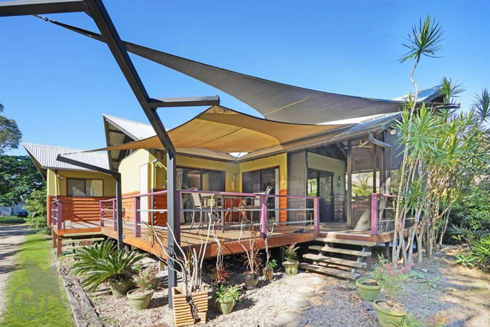 Second view of Homely acreageSemiRural listing, 176 White Patch Esplanade, White Patch QLD 4507