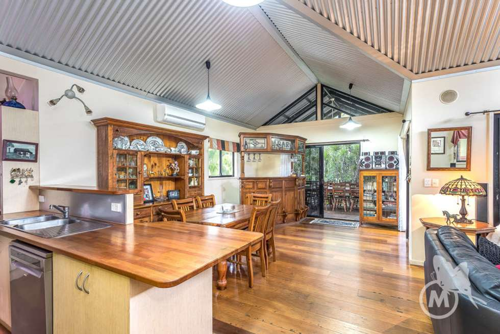 Third view of Homely acreageSemiRural listing, 176 White Patch Esplanade, White Patch QLD 4507