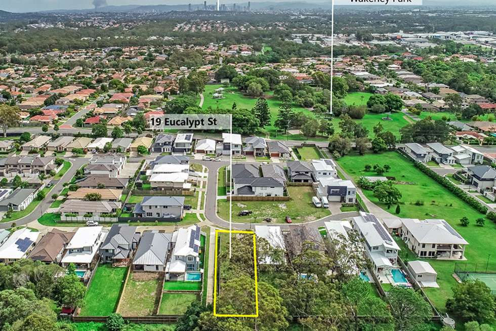 Second view of Homely residentialLand listing, 19 Eucalypt Street, Wakerley QLD 4154