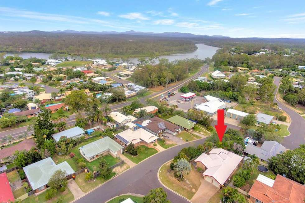 Second view of Homely house listing, 32 Brin Street, Boyne Island QLD 4680