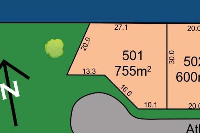 Lot 501 Atlantic Court, Eli Waters QLD 4655