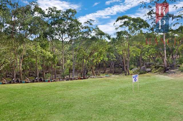 Lot 4, 16 Wheeny Creek Road, Cattai NSW 2756