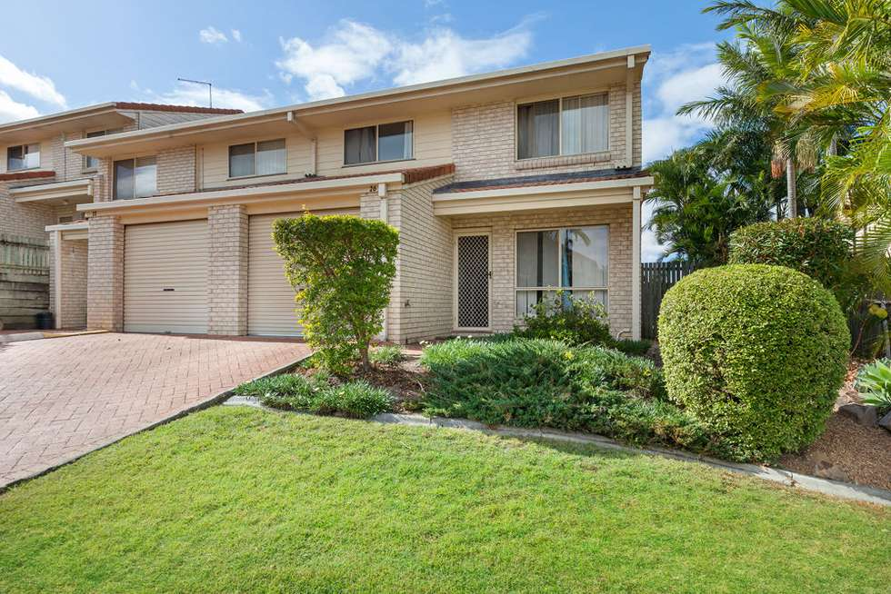 Second view of Homely townhouse listing, 26/110 Johnson Road, Hillcrest QLD 4118