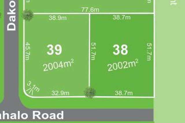 Lot 38 Mahalo Road, Booral QLD 4655