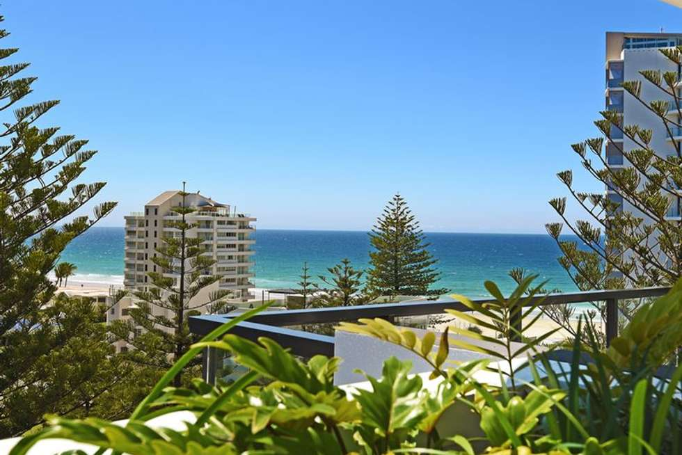 Second view of Homely apartment listing, 501/95 Old Burleigh Road, Broadbeach QLD 4218