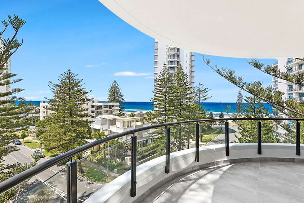 Third view of Homely apartment listing, 501/95 Old Burleigh Road, Broadbeach QLD 4218