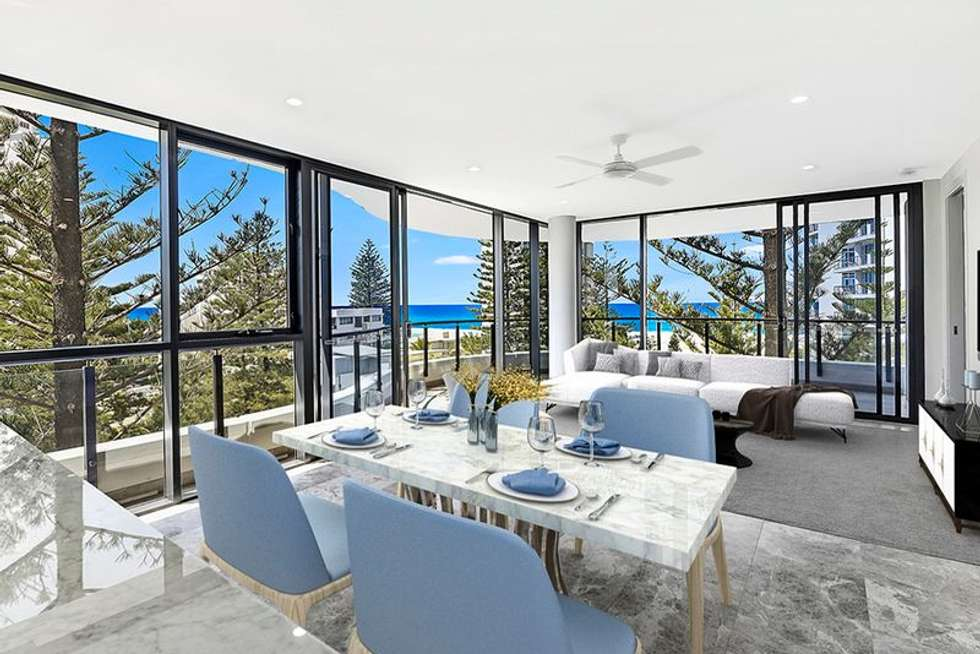 Fourth view of Homely apartment listing, 501/95 Old Burleigh Road, Broadbeach QLD 4218