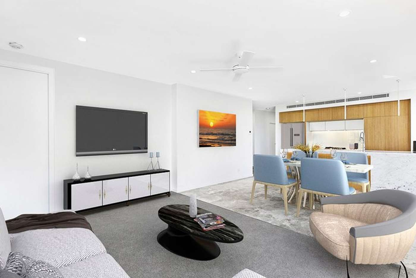 Sixth view of Homely apartment listing, 501/95 Old Burleigh Road, Broadbeach QLD 4218