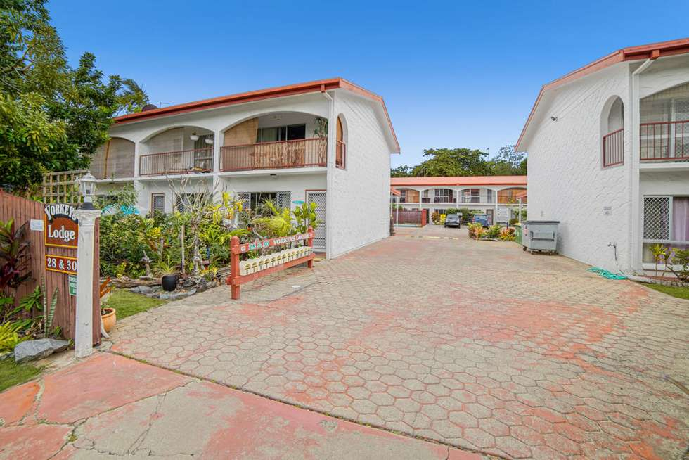 Second view of Homely townhouse listing, 11/28-30 Fairweather Street, Yorkeys Knob QLD 4878