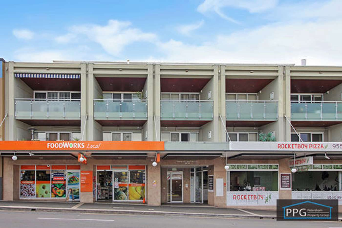 Main view of Homely apartment listing, 1/88-94 New Canterbury Road, Petersham NSW 2049
