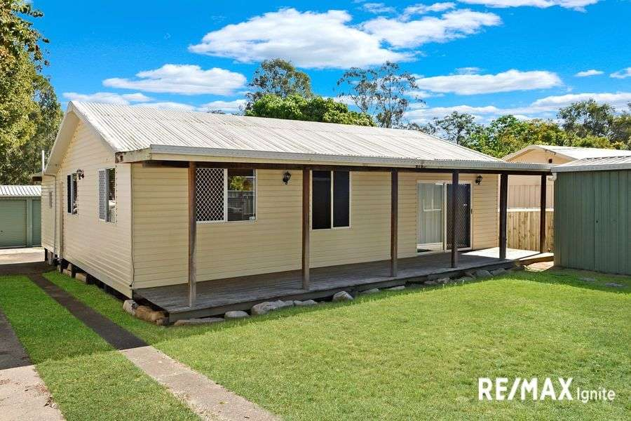 Main view of Homely house listing, 22 WAU ROAD, Darra, QLD 4076