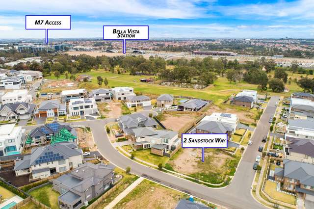 2 Sandstock Way, Bella Vista NSW 2153