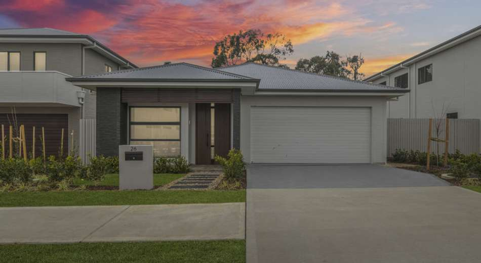 26 (Lot 217) Haselgrove Street, Gledswood Hills NSW 2557