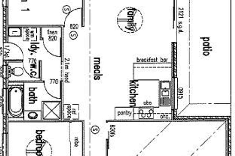 Fifth view of Homely house listing, Lot 306 Imperial Circuit, Eli Waters QLD 4655