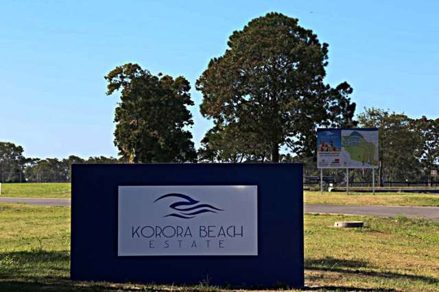 Lot 31 Trevally Street (Korora Beach Estate)